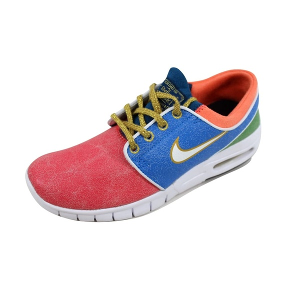 NIKE Other - Nike STEFAN JANOSKI MAX L QS Rio White Photo Blue